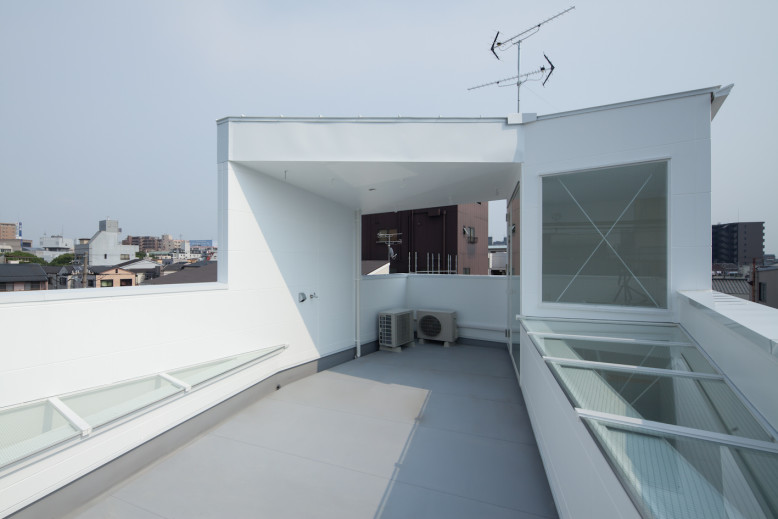 Contemporay residence in Japan
