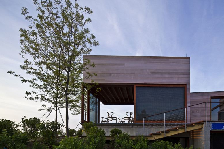 Island Residence by Peter Rose + Partners
