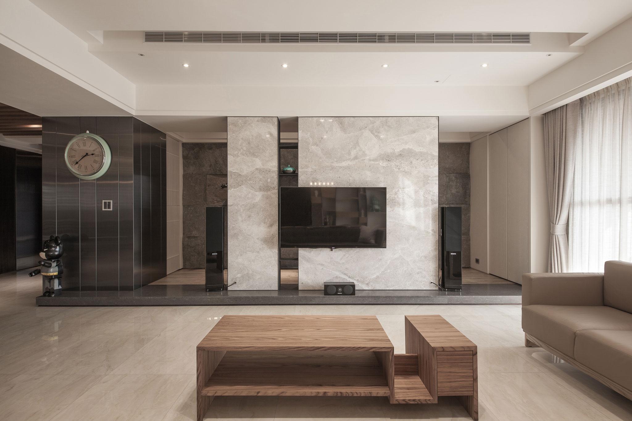 4560 square feet comfortable living space · 4560 square feet comfortable living space · minimalist loft by oliver interior design