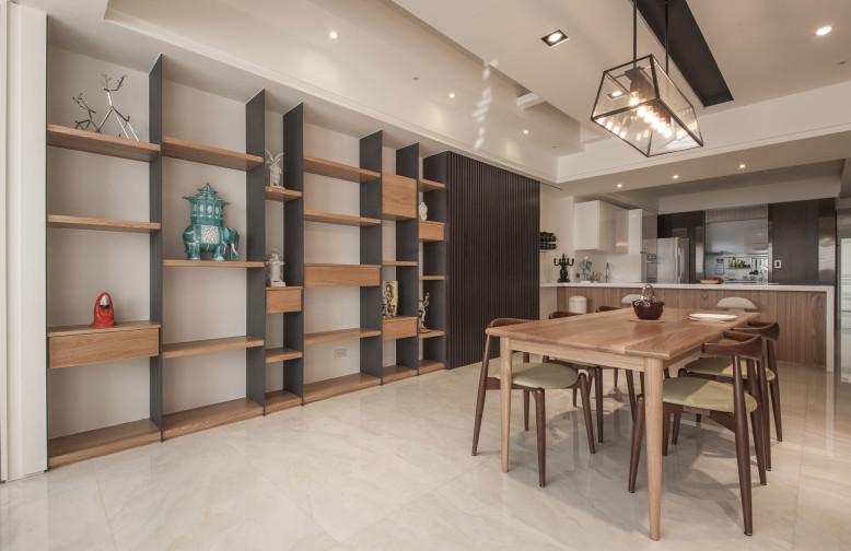 Minimalist Loft by Oliver Interior Design