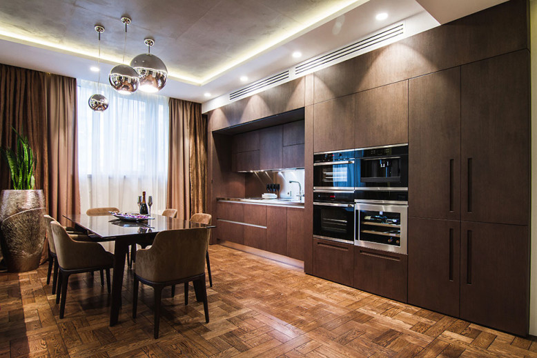 Modern flat in Kiev by Yo Dezeen
