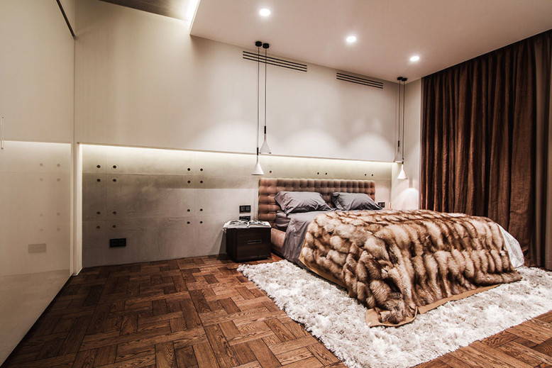 Chic Apartment in Kiev by Yo Dezeen