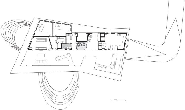 Contemporary Villa in The Netherlands