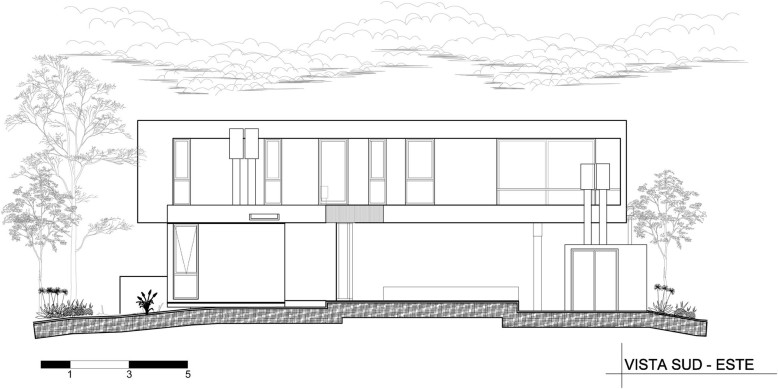 Batin House By Estudio Galera Homedezen