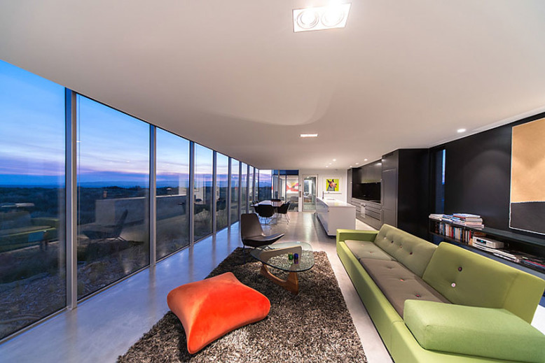 Churchill Residence by Rosevear Architects