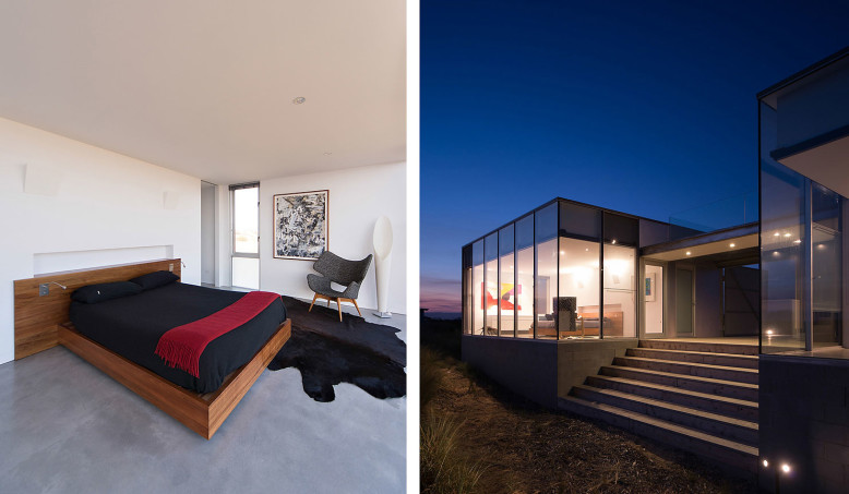 Modern Residence by Rosevear Architects