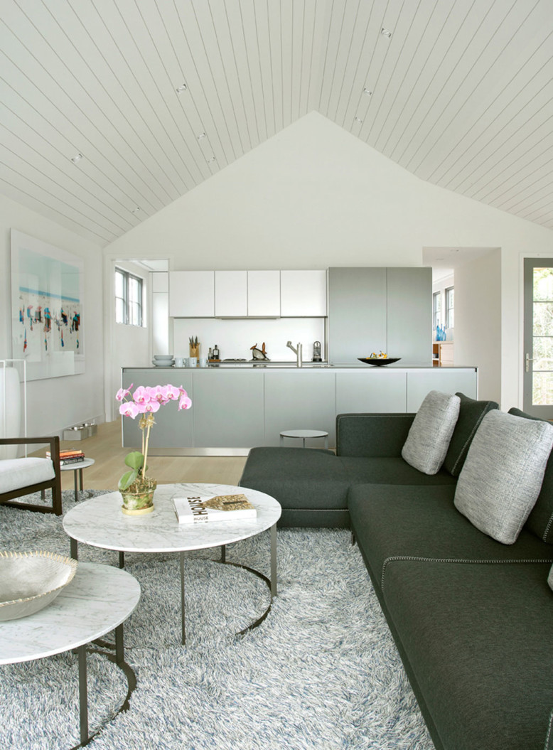 Cottage by Axis Mundi Design