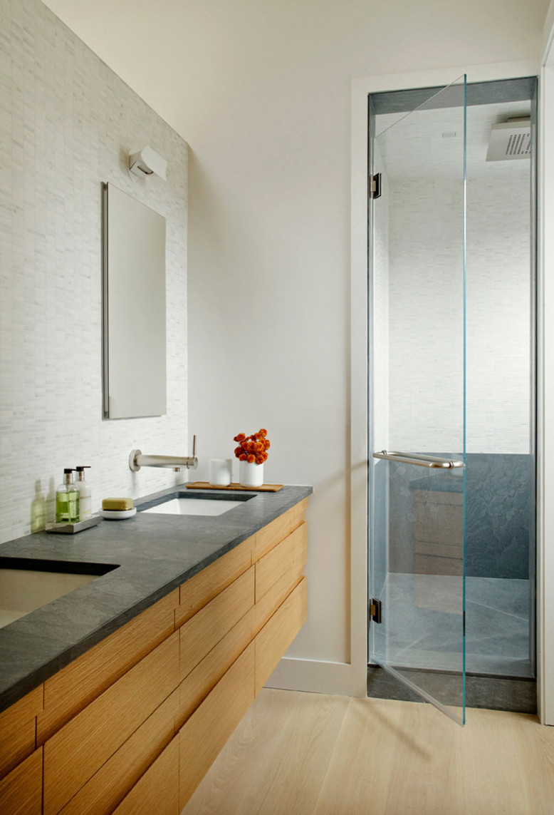 Elegant Cottage by Axis Mundi Design