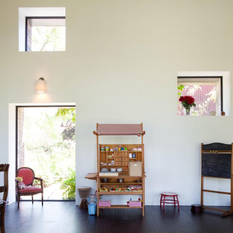 energy-efficient house in Belgium by Studio Farris