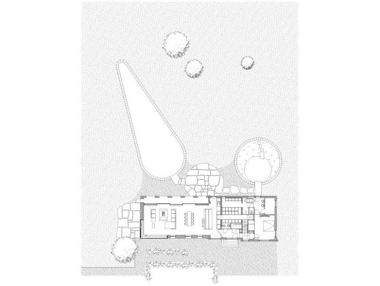 energy-efficient housein Belgium by Studio Farris