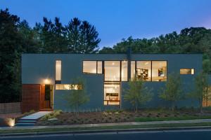 Komai Residence by Robert M. Gurney Architect