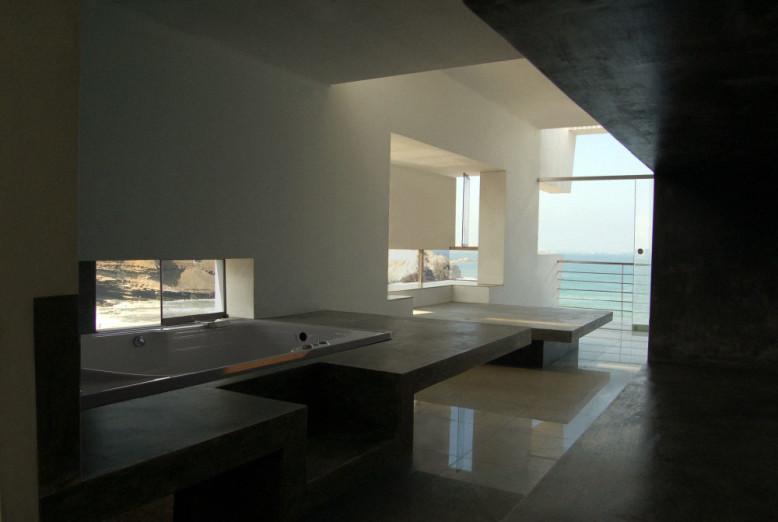 House on the Beach in Peru