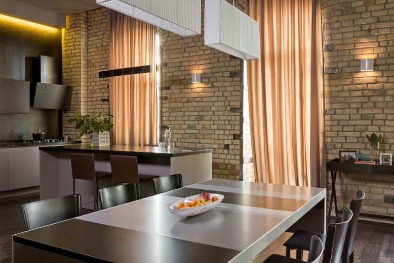 Stylish Apartment by Sergey Makhno
