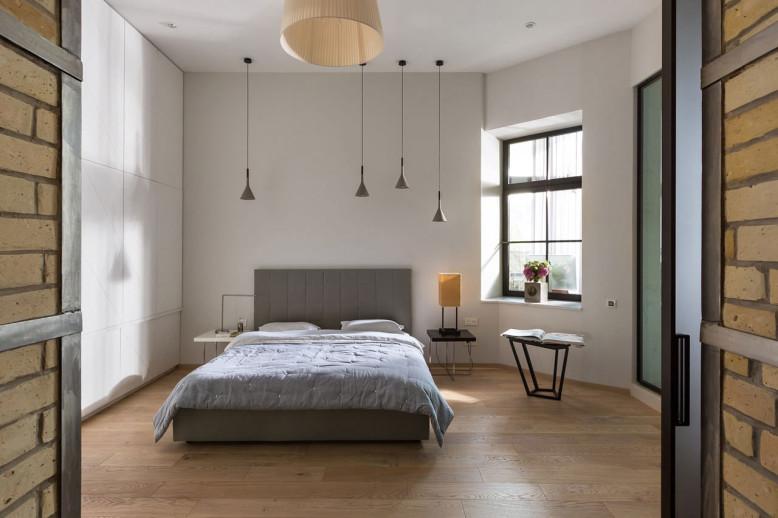 Loft Apartment by Sergey Makhno
