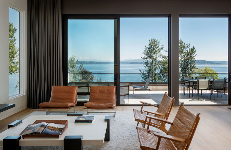 Madrona House by CCS ARCHITECTURE