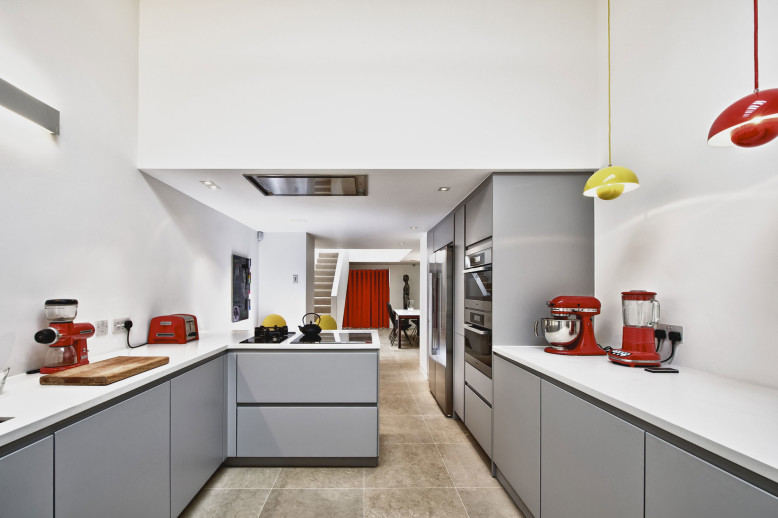an extension of an existing property