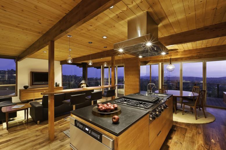 Mid-Century Modern Residence by AB design studio