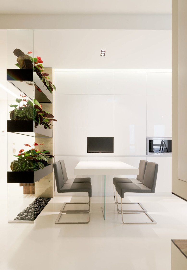 Bright Apartment in Moscow