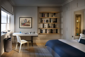Queens Gate Apartment by TG Studio