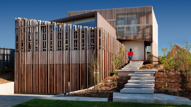 Queenscliff Residence by John Wardle Architects