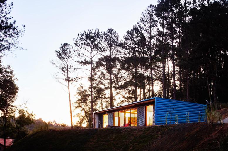 Residência O.Z. by Andrade Morettin Arquitetos Associados