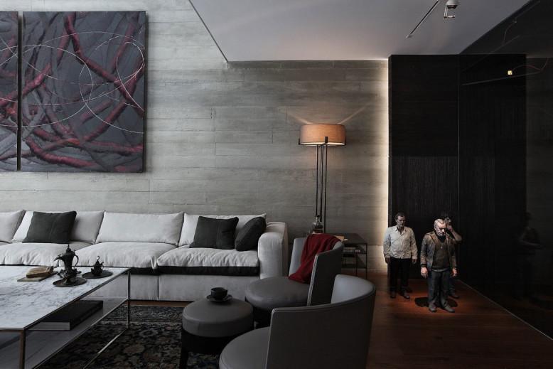 Modern Interior by Tanju Özelgin
