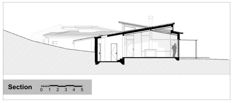 Modern House by Sarah Scott Architects Ltd