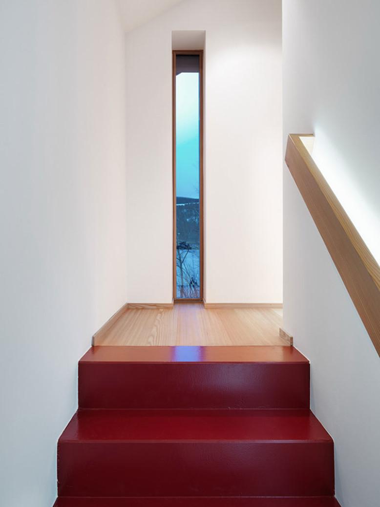 Vallée de Joux Residence by Ralph Germann