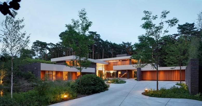 Dune Villa by Hilberinkbosch Architecten