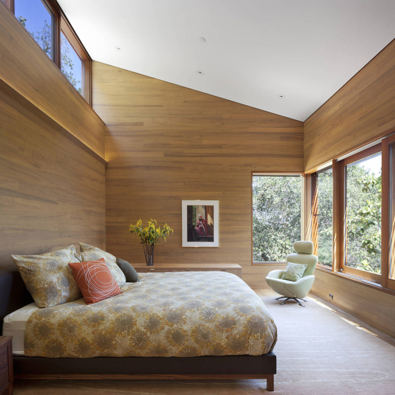 Modern Residence by Trunbull Griffin Haesloop Architects