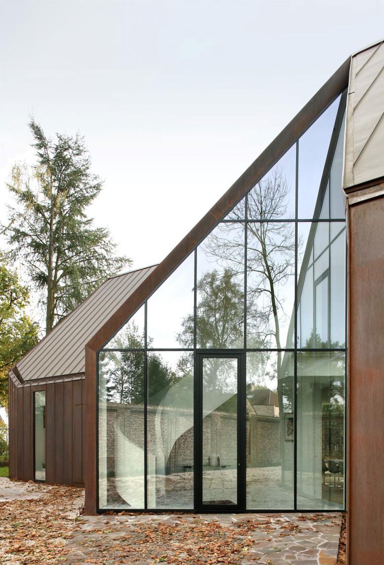 House VDV by Graux & Baeyens Architects