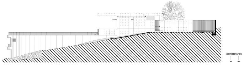 concrete and glass contemporary home