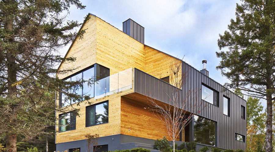 Malbaie VIII-La Grange by MU Architecture