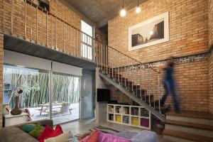 Brisas House by Garza Camisai arquitectos