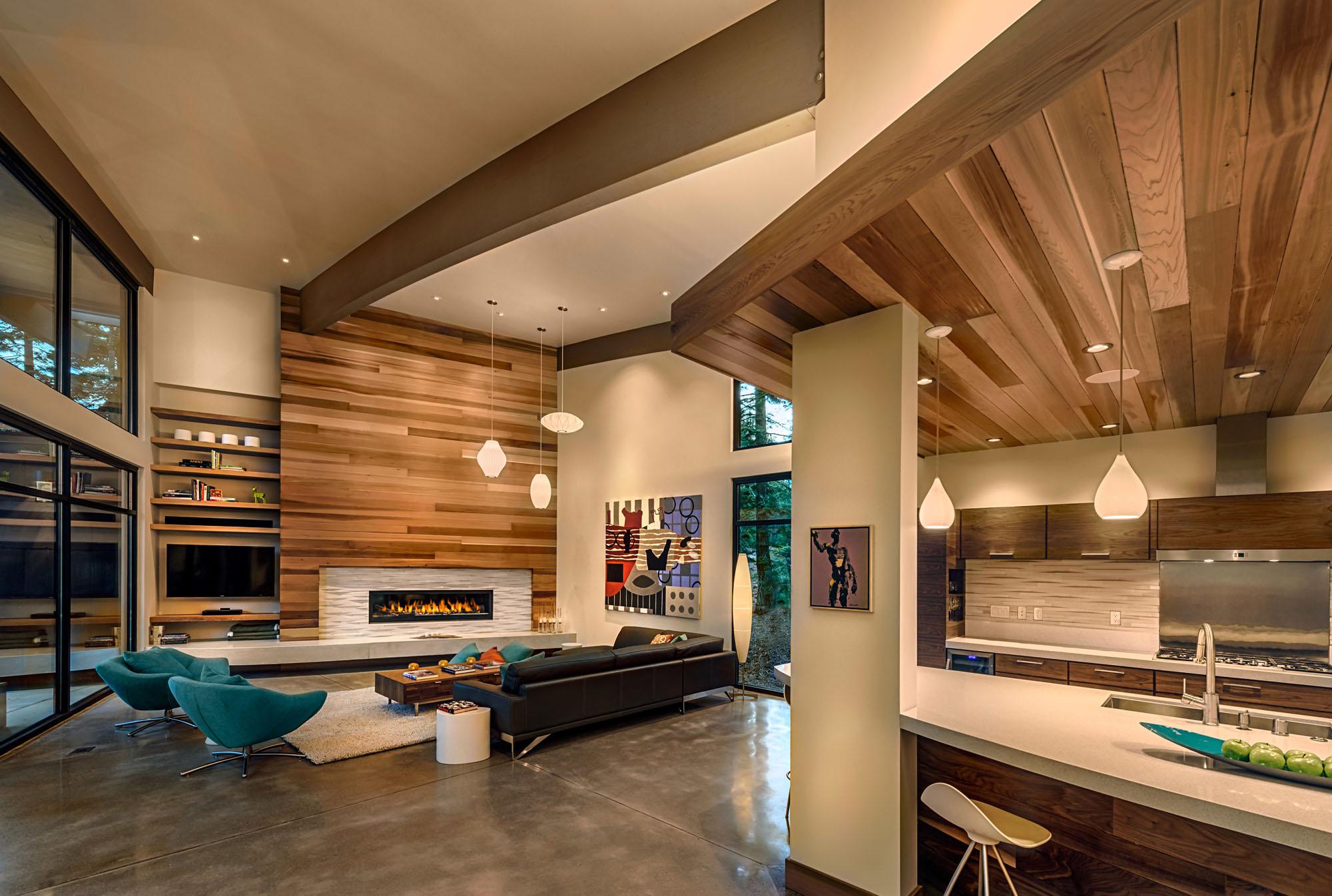 Uneven Basement Ceiling Ideas