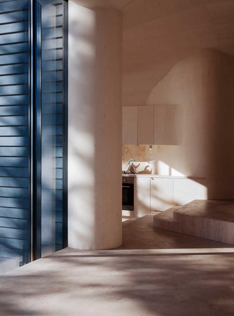 Norderhov Cabin by AtelierOslo
