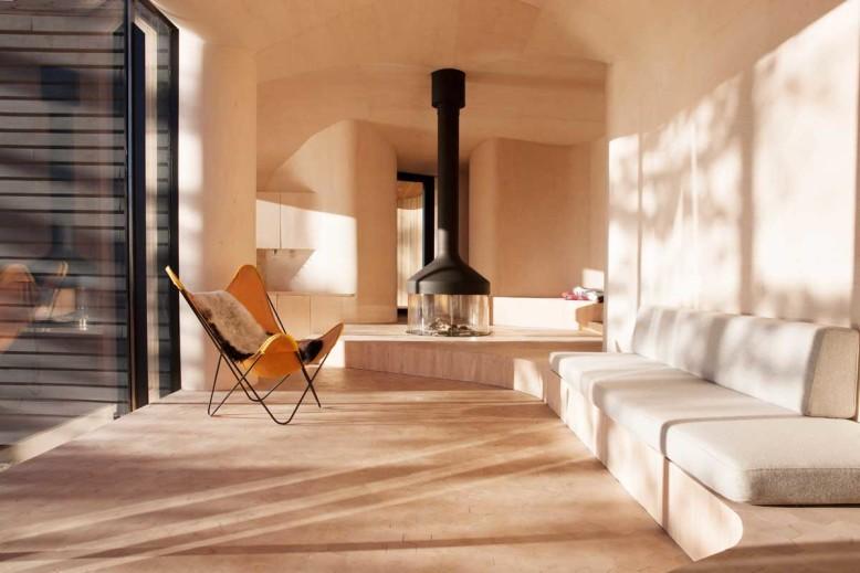 Modern Cabin by AtelierOslo
