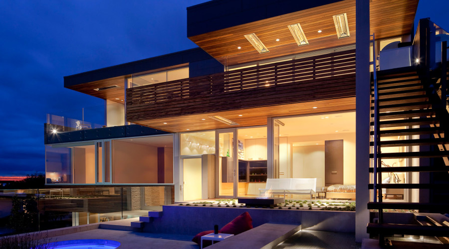 Orchard Way by McLeod Bovell Modern Houses