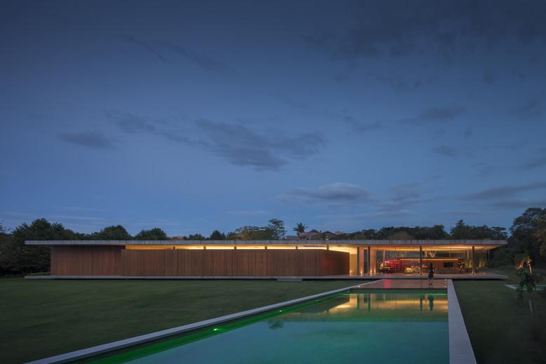 Concrete House in Brazil
