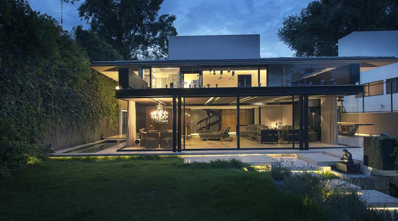Casa Lomas II by Paola Calzada Arquitectos