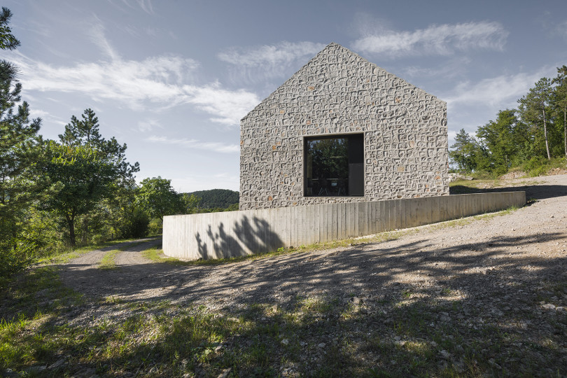 Contemporary countryside living in Slovenia