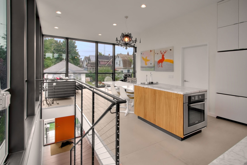 1600 square foot, four-bedroom home