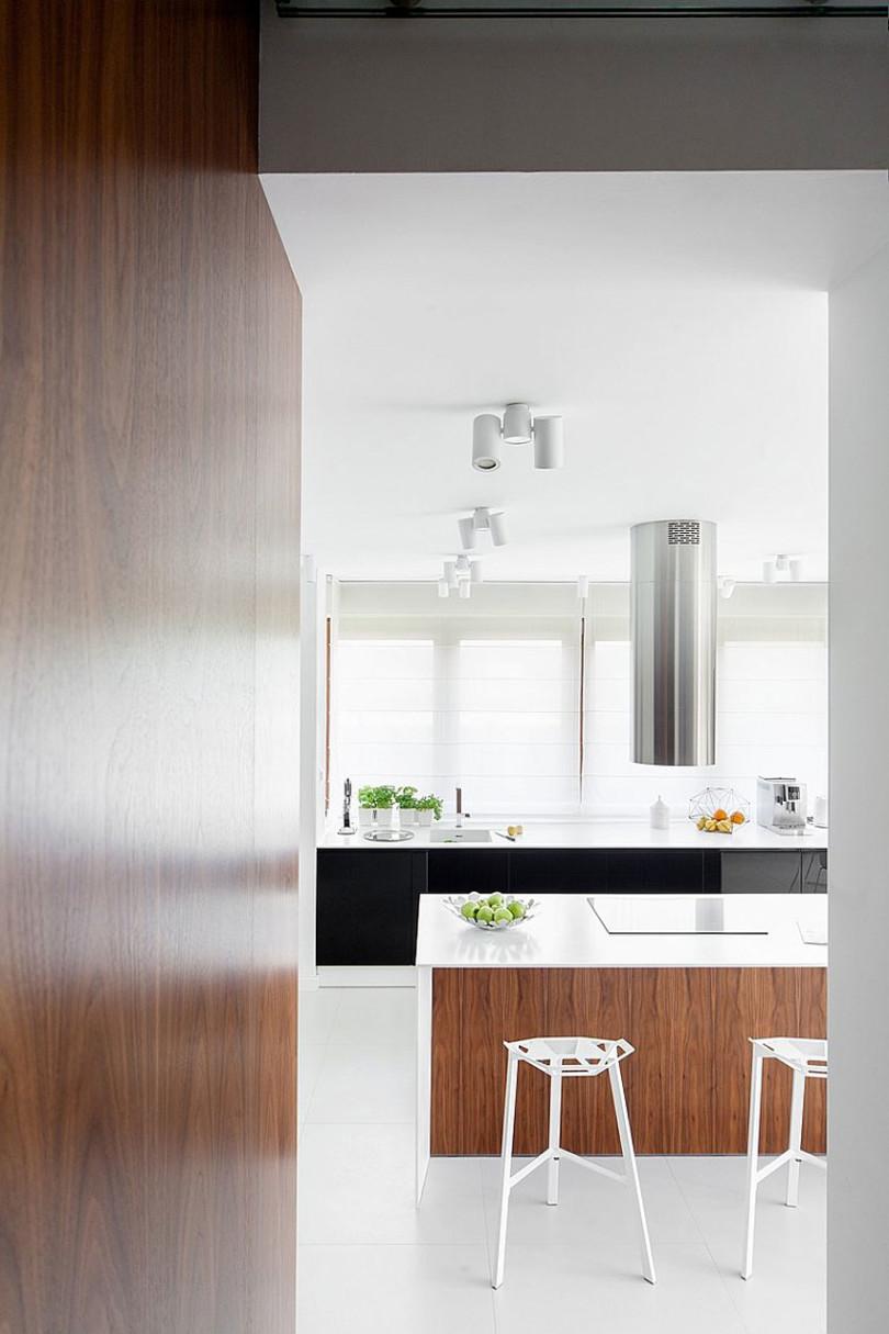 Minimalist Interior By Widawscy Studio Architektury Homedezen