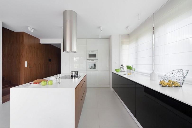 Minimalist interior by Widawscy Studio Architektury