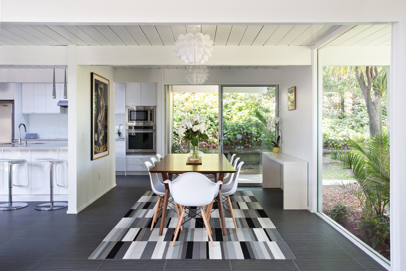 Remodeled family house by Klopf Architecture