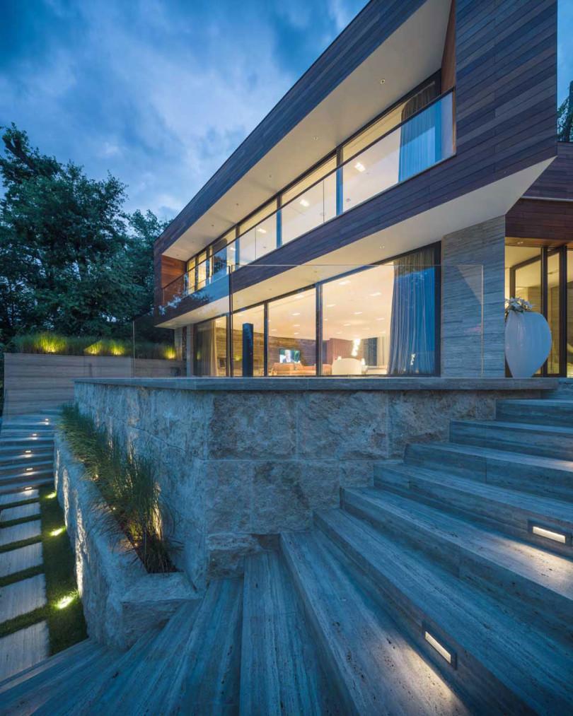 Modern Villa in Romania