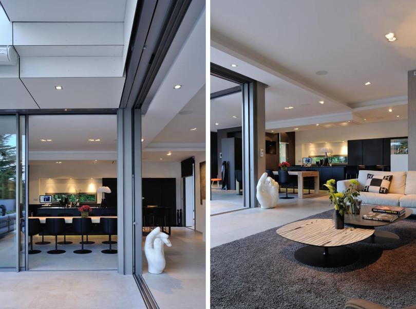 Modern Residence in France