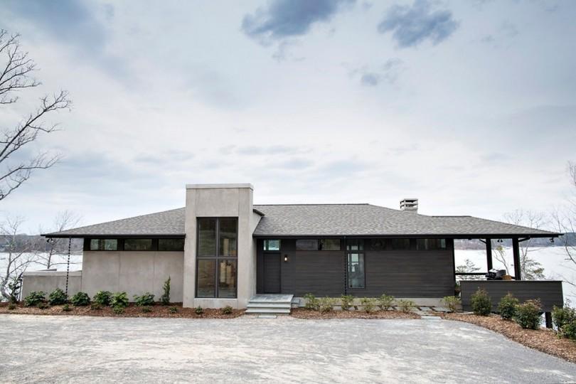 Lake Retreat by Studio C Architecture & Interiors-05