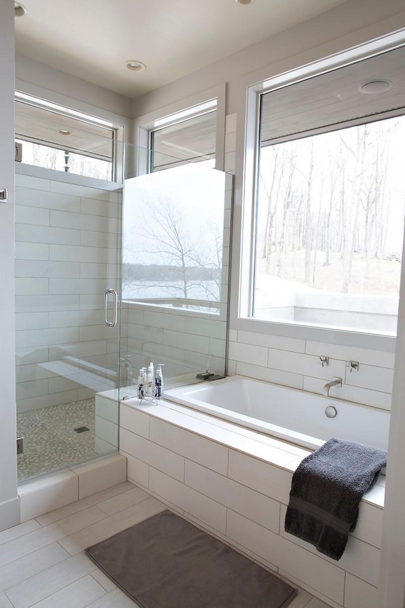 Lake Retreat by Studio C Architecture & Interiors-21