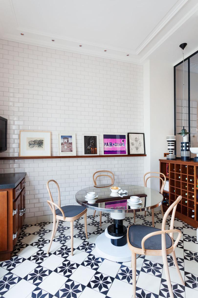 Apartment in Paris by Sandra Benhamou-07